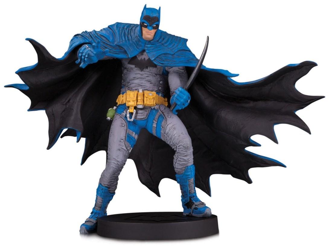 DC collectibles Batman designed