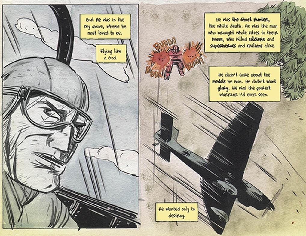 Black Hammer '45 #4
