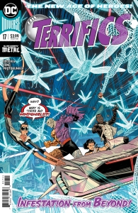 The Terrifics #17