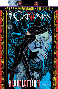 Catwoman 13 cover