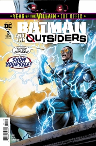 Batman and the Outsiders #3
