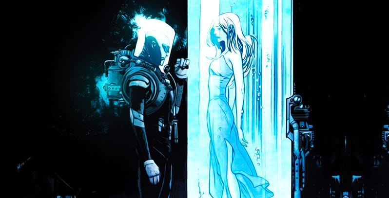 Sean Gordon Murphy Artwork Mr. Freeze