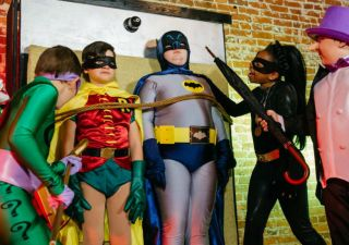 "Batman '66 Fan Film: ""The Scheme Is Sound"""