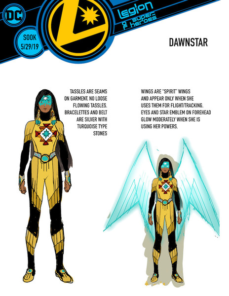 Ryan Sook Dawnstar