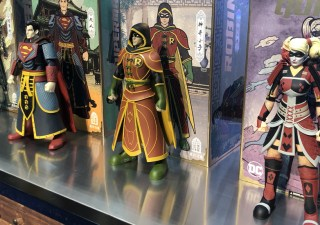 DC Booth SDCC2019 DC Comics News