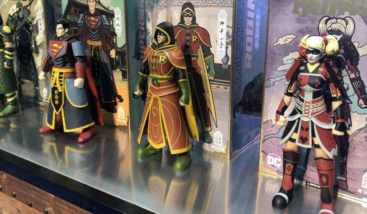 DC Booth SDCC2019 DC Comics News