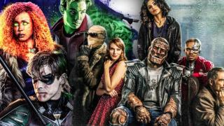 Doom Patrol Titans SDCC 2019