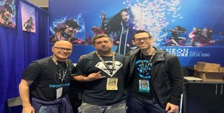 DCN Interview: Jim Krueger and Tom Bilyeu from Impact Theory Comics