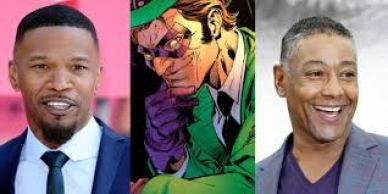 Jamie Foxx or Giancarlo Esposito rumored for The Batman