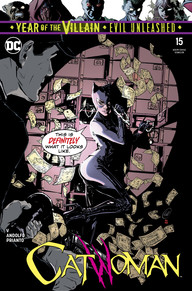 Catwoman 15