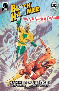 Hammer of Justice #3