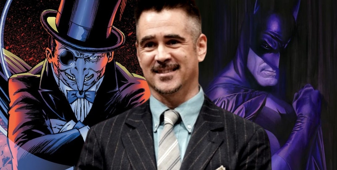 Colin Farrell as The Penguin