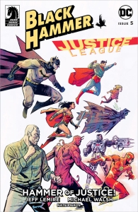 Hammer of Justice #5