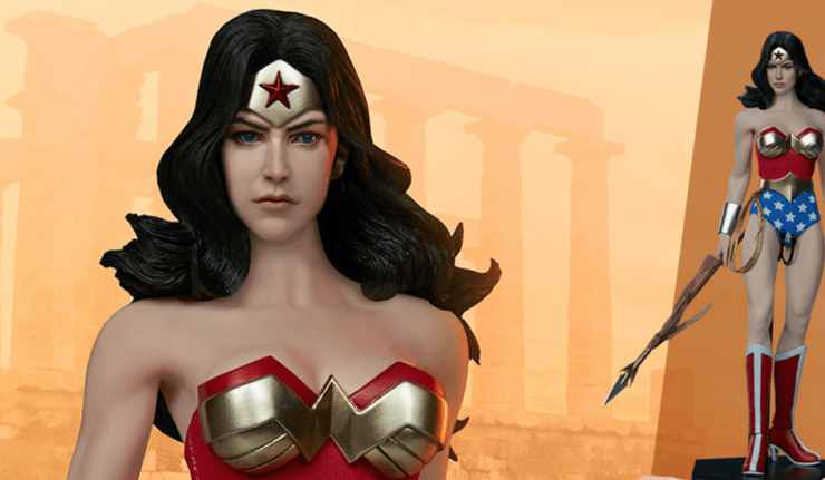 sideshow collectibles wonder woman