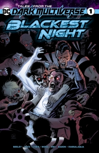 Tales From the Dark Multiverse: Blackest Night