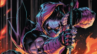 Red Hood: Outlaw 40 Featured