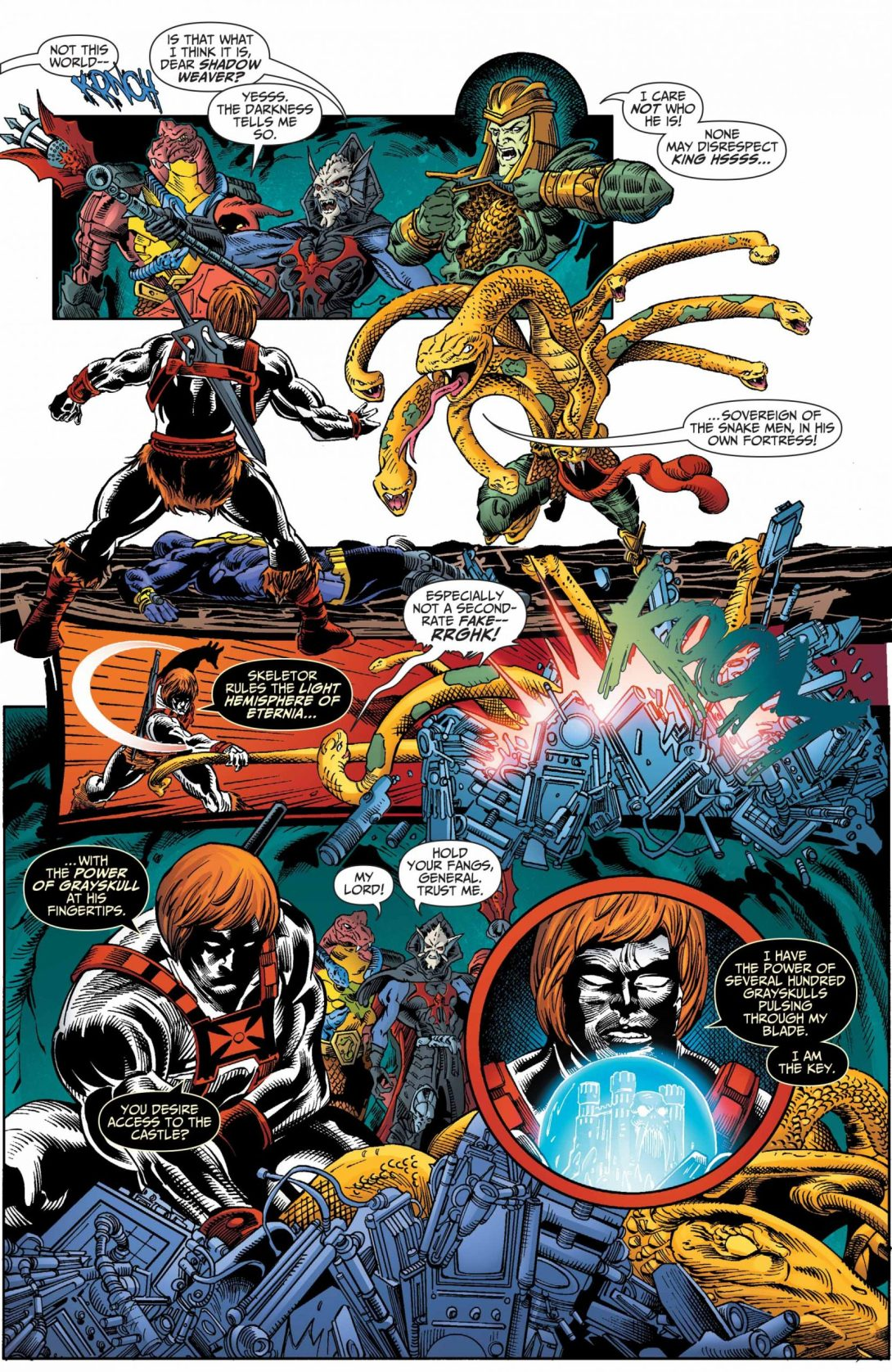 He-Man and the Masters of the Multiverse #3