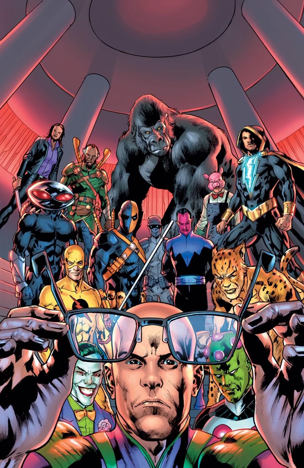 First Look: Superman: Villains #1