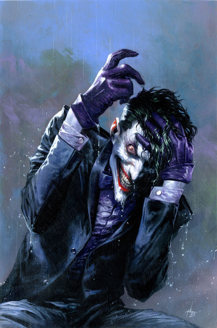 1990s variant cover by Gabriele Dell'Otto