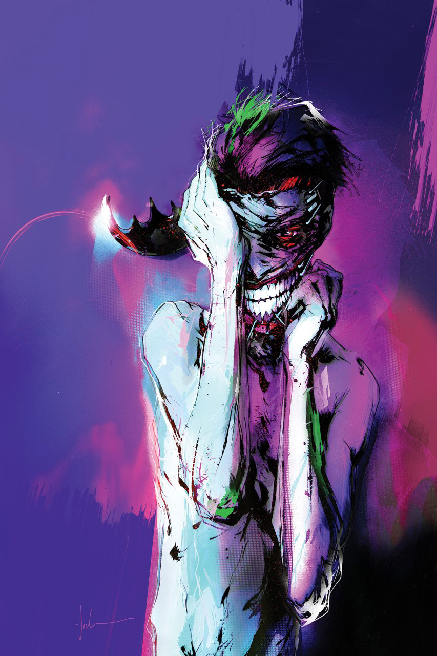 2010s variant cover by Jock