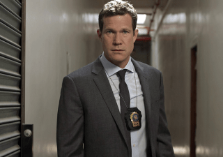 Dylan Walsh, General Sam Lane, Superman & Lois