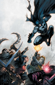 Batman and the Outsiders #12