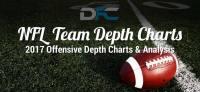 2017 NFL Team Depth Charts, 2017 NFL Depth Charts