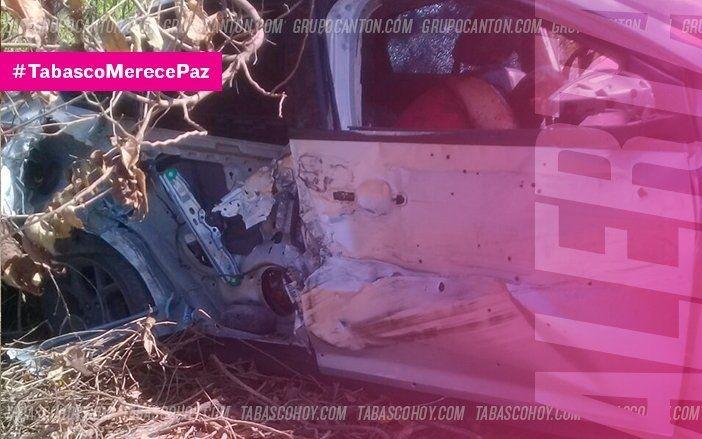 Policías se enfrentan a ladrones de hidrocarburo en Tabasco; hay dos muertos