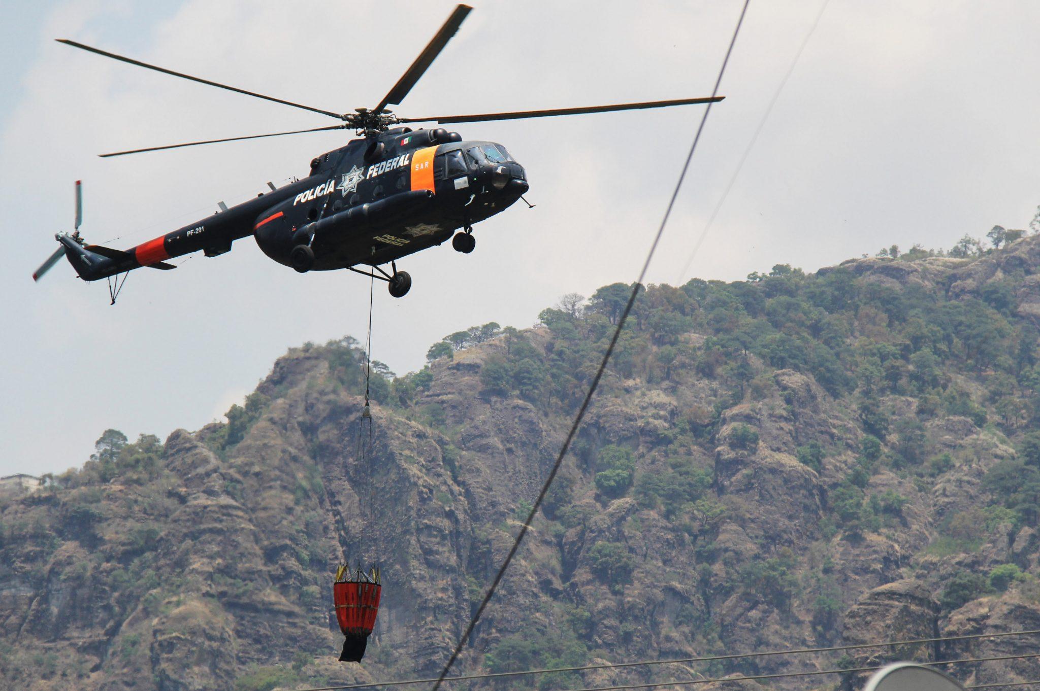 Arroja 6 lesionados caída de helicóptero en Tequila, Jalisco