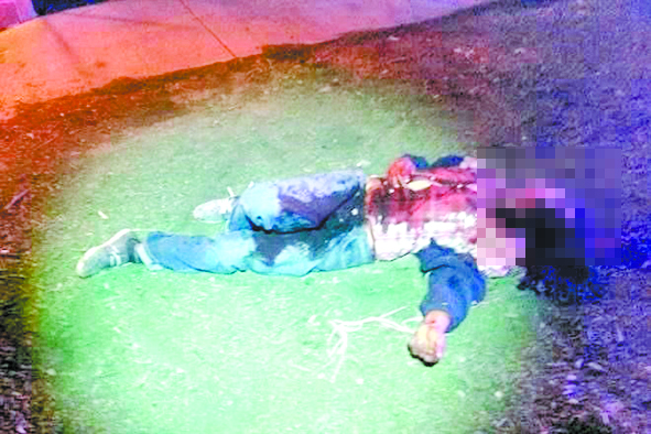 A mordidas, matan a un sujeto durante una riña en Chalco