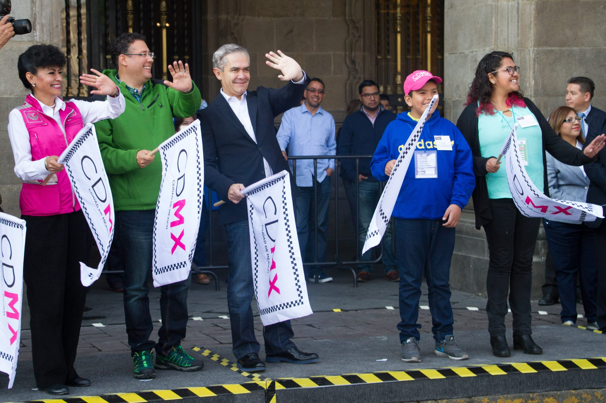 Gustavo Madero no impugnará candidatura de Mancera a Senado