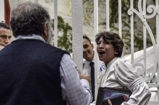 Delfina Gómez / FOTO: MARIO JASSO /CUARTOSCURO.COM