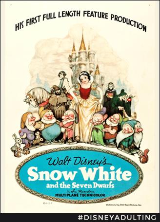 Rare-Disney-Merchandise-Snow-White-Poster
