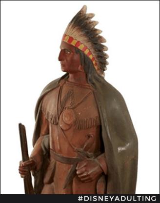 Rare-Disney-Merchandise-Cigar-Indian