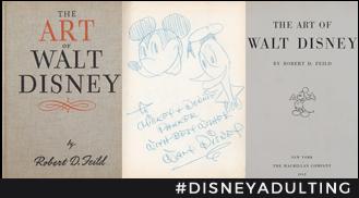 Rare-Disney-Merchandise-Walt-Disney-Sketch-Book
