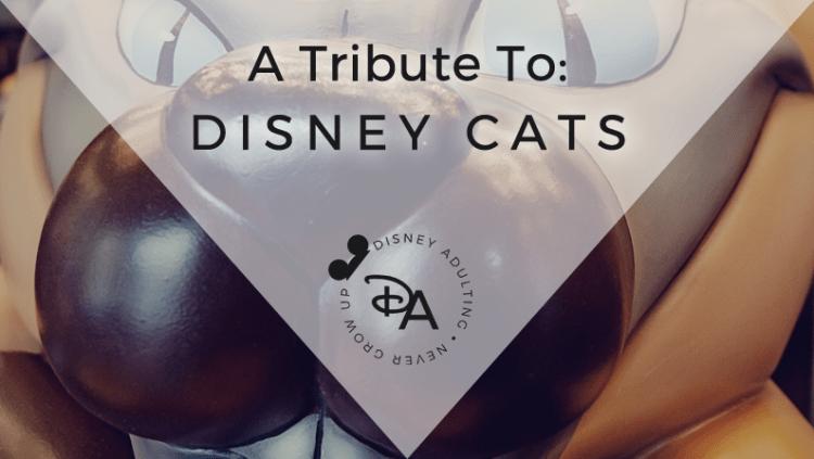 Disney Cats