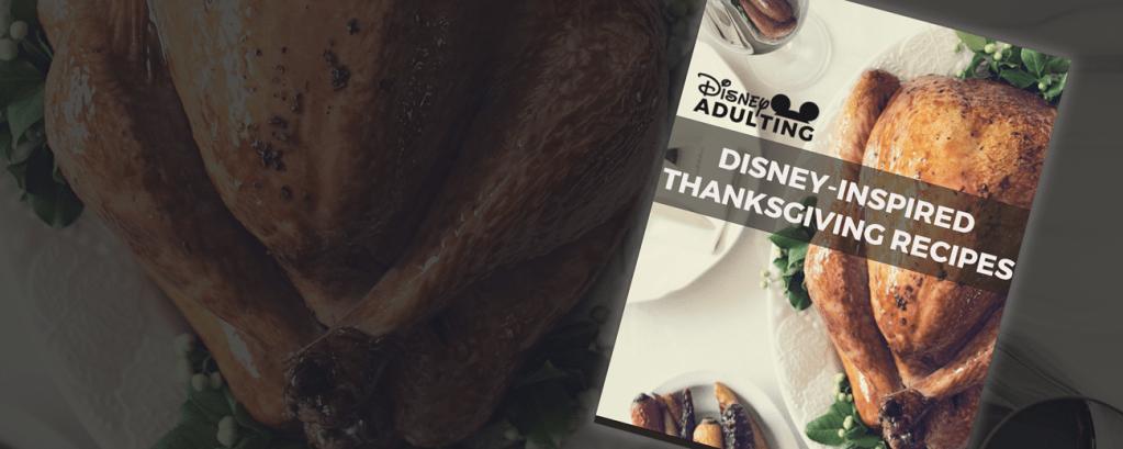 Disney Thanksgiving Recipes