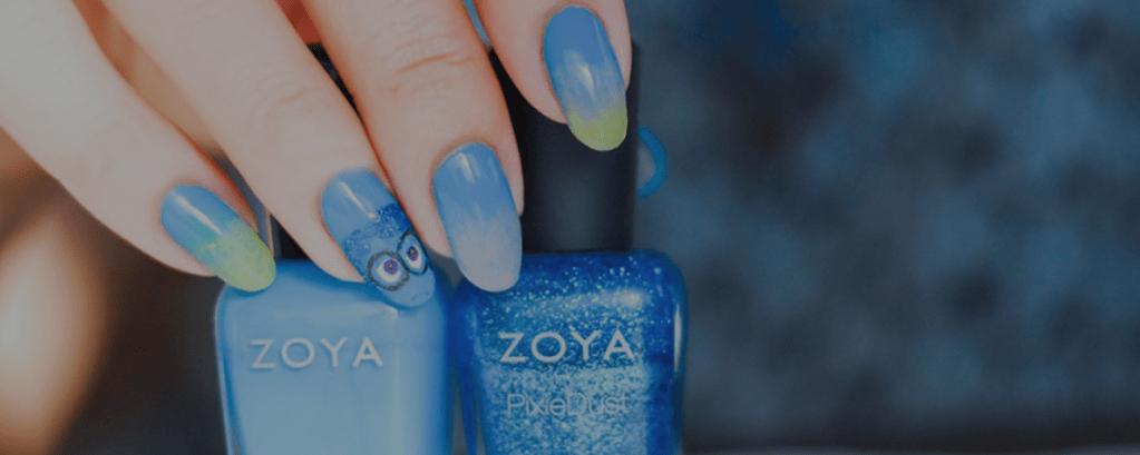 Pixar Nails