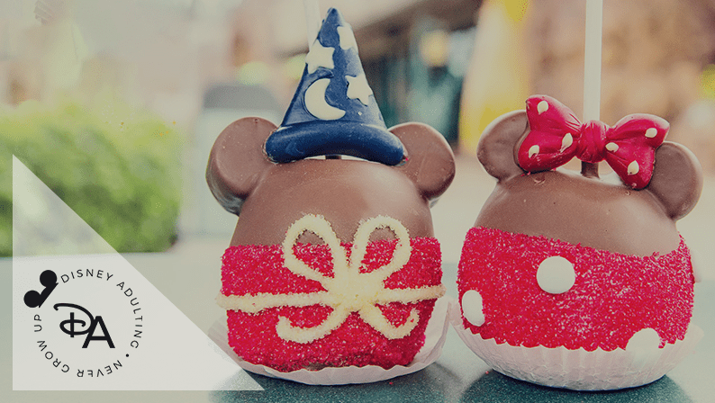 Best Disney Treats on a Stick