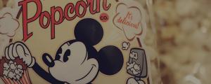 Disney Popcorn Bucket