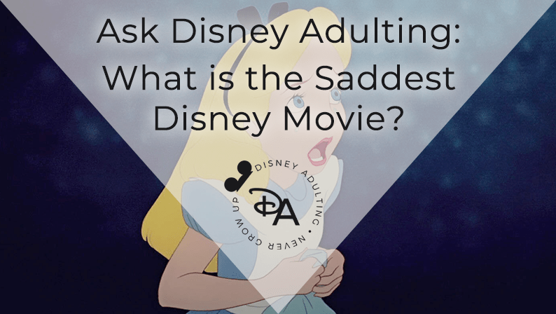 saddest disney movie