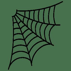 Corner-Spider-Web-Left