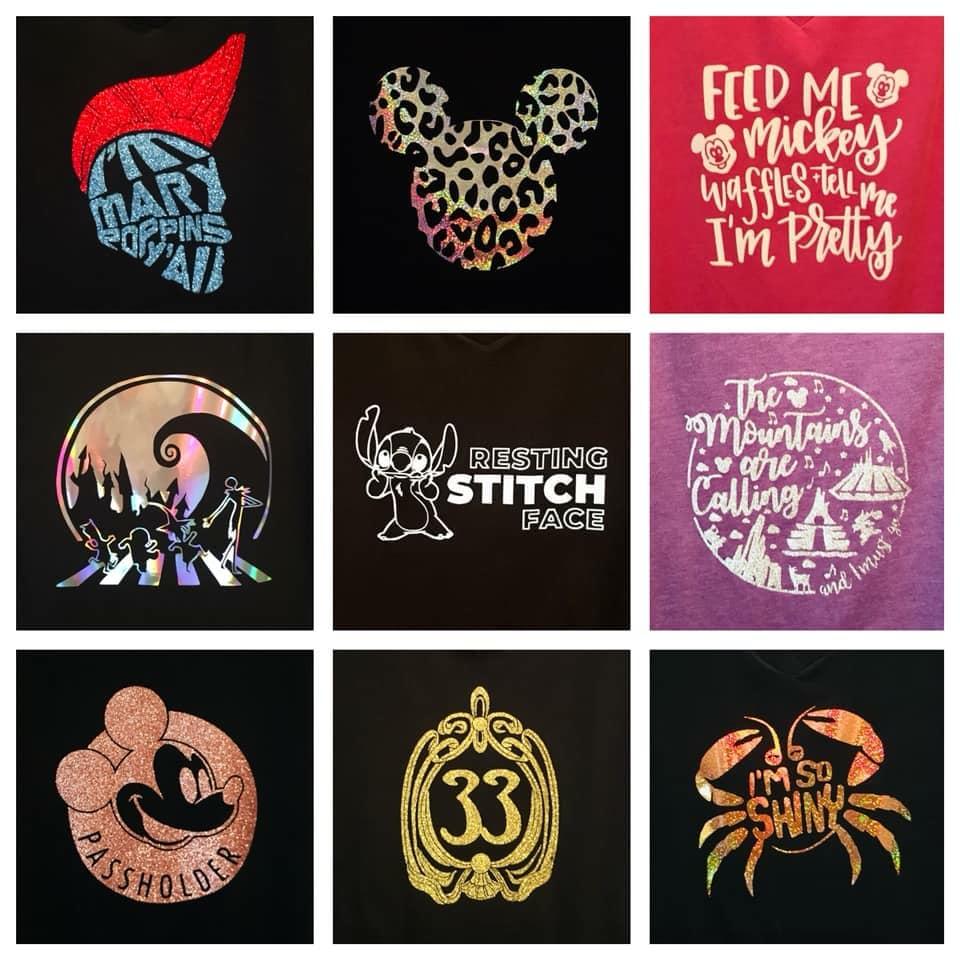 Disney Group Shirt