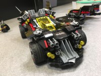 Toy Fair 2017: 'The LEGO Batman Movie' Batmobile Set ...