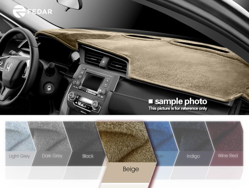 small resolution of details about fedar beige dash cover dashboard pad mat for nissan pickup 87 93 pathfinder