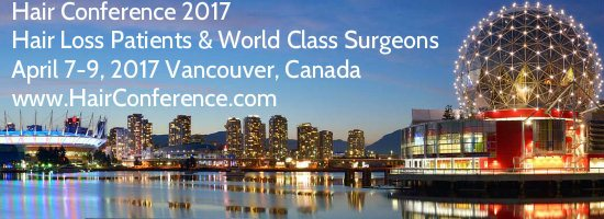 IHRP Hair Restoration Conference Vancouver