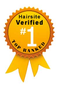 hasson wong hairsite top ranked award
