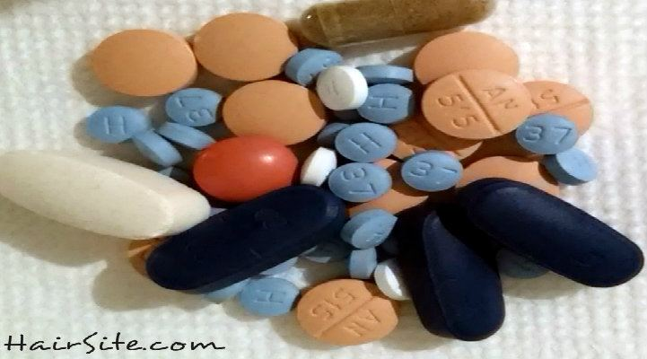 Drugs that Cause Hair Loss