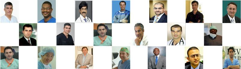 Hair Transplant Doctor Reviews Worldwide