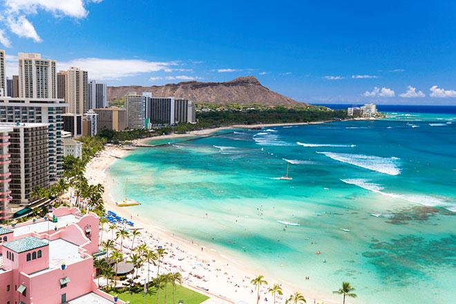 Kailua Hawaii Beach Desktop Wallpaper